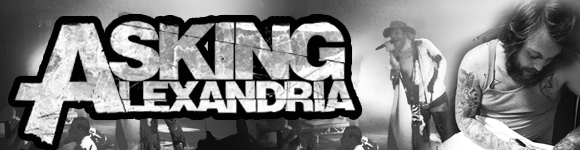 Afbeeldingsresultaat voor asking alexandria banner