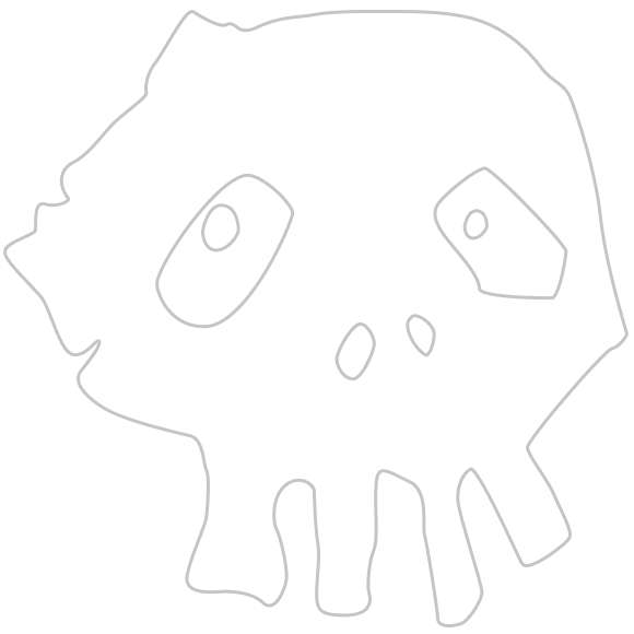 skullyoutline