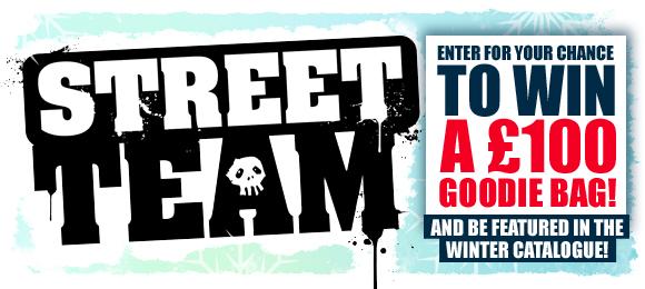 street team blog